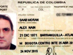 Alex Saab is a Colombo-Venezuelan citizen of Lebanese descent and was arrested en route to Iran on Friday. (Semana)